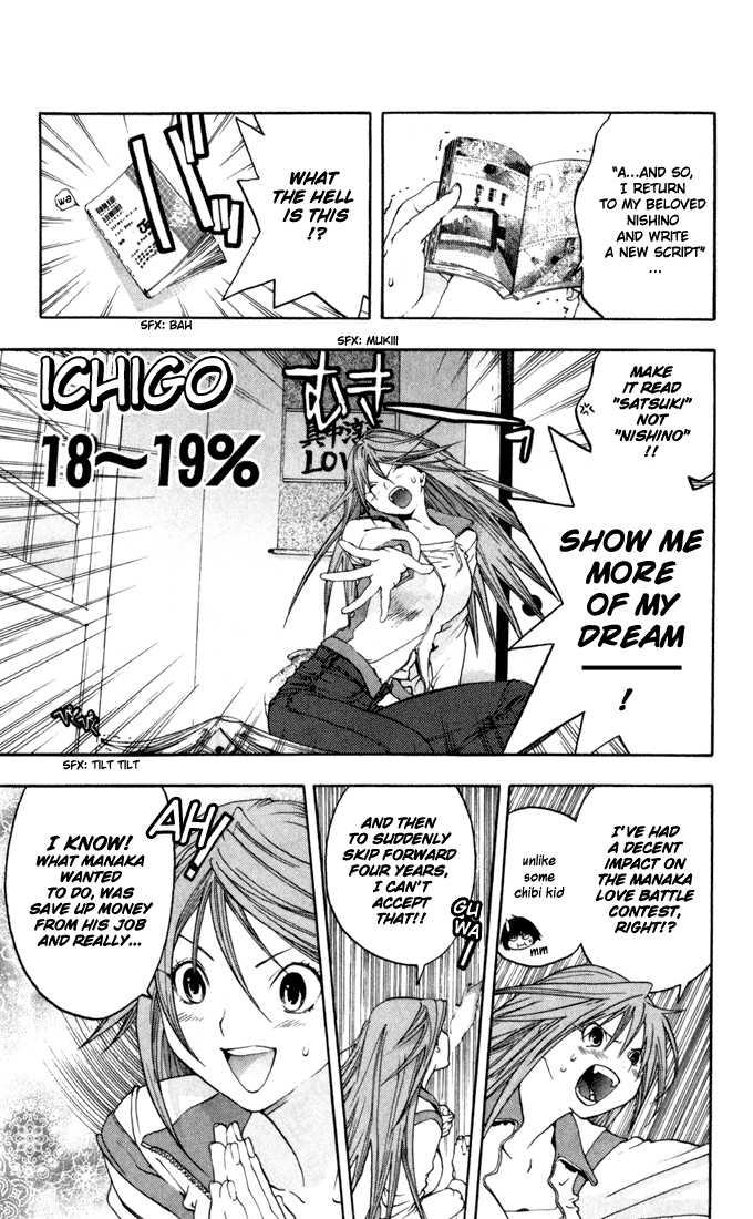 Ichigo 100% 167.3 Page 1