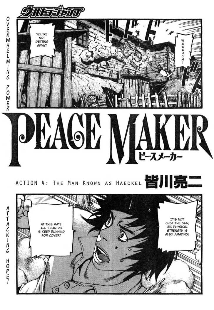 Peace Maker 4 Page 3