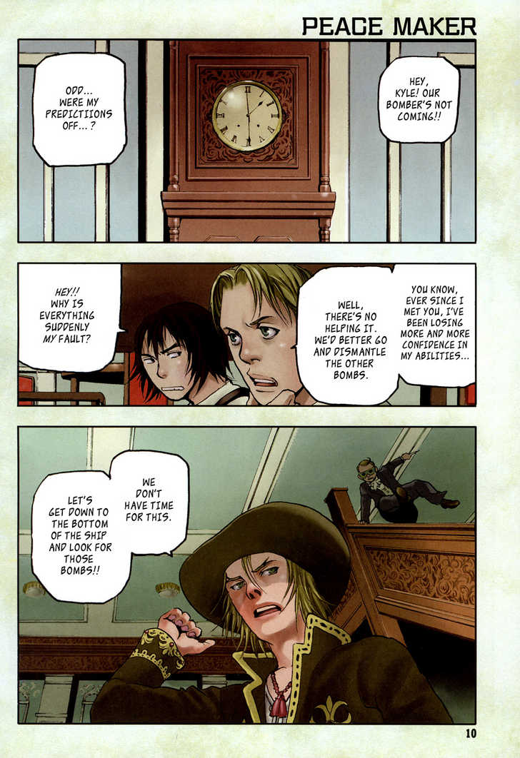 Peace Maker 8 Page 3