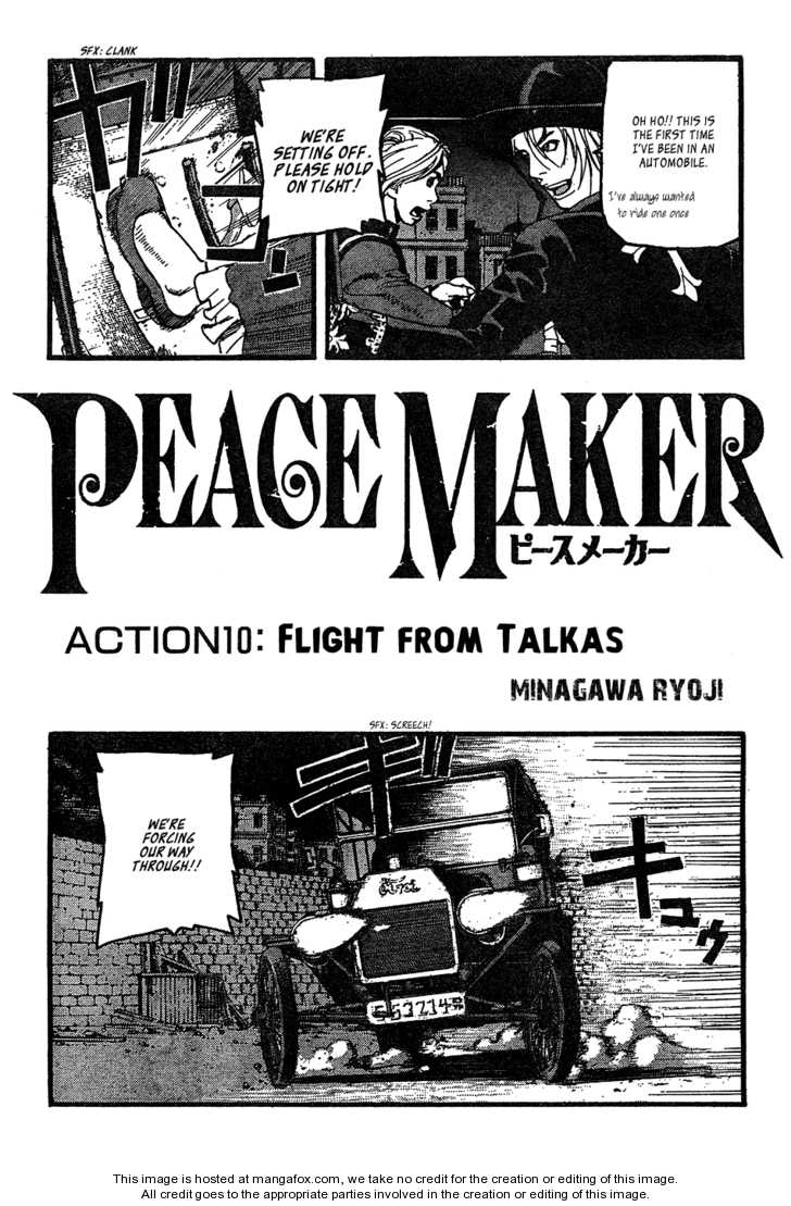 Peace Maker 10 Page 2