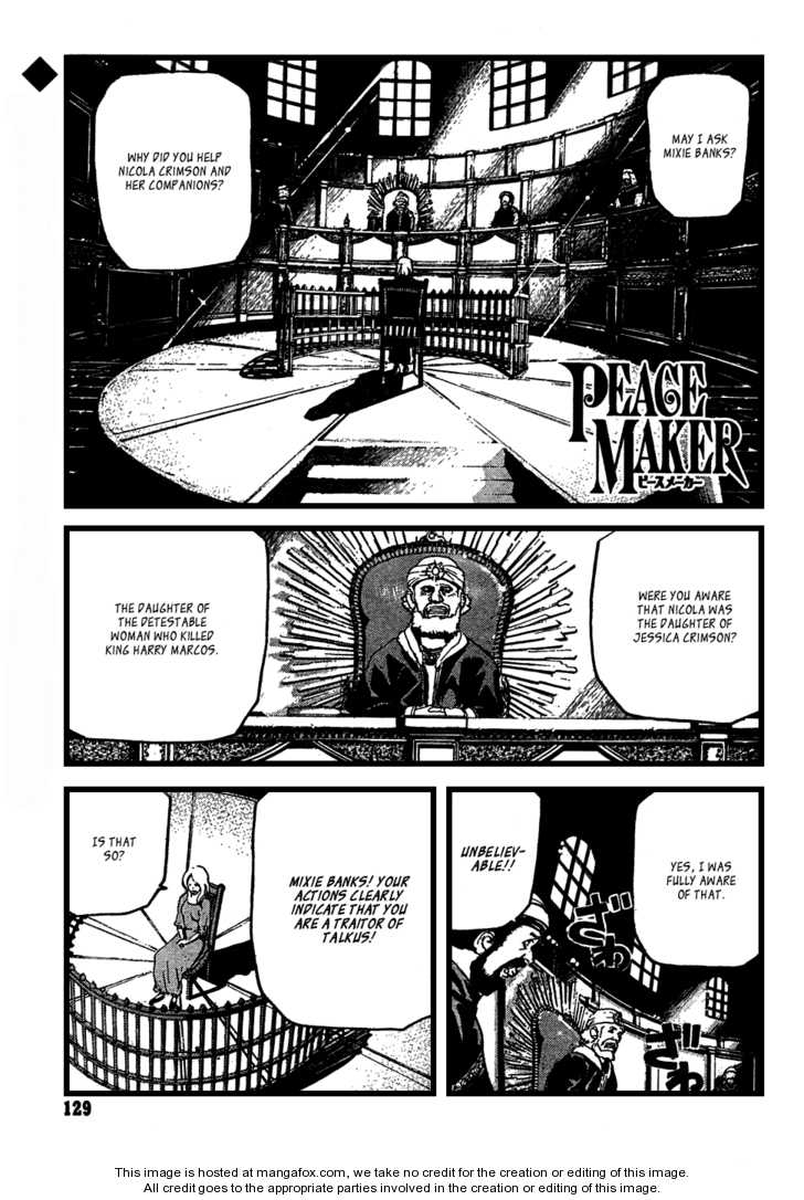 Peace Maker 11 Page 1