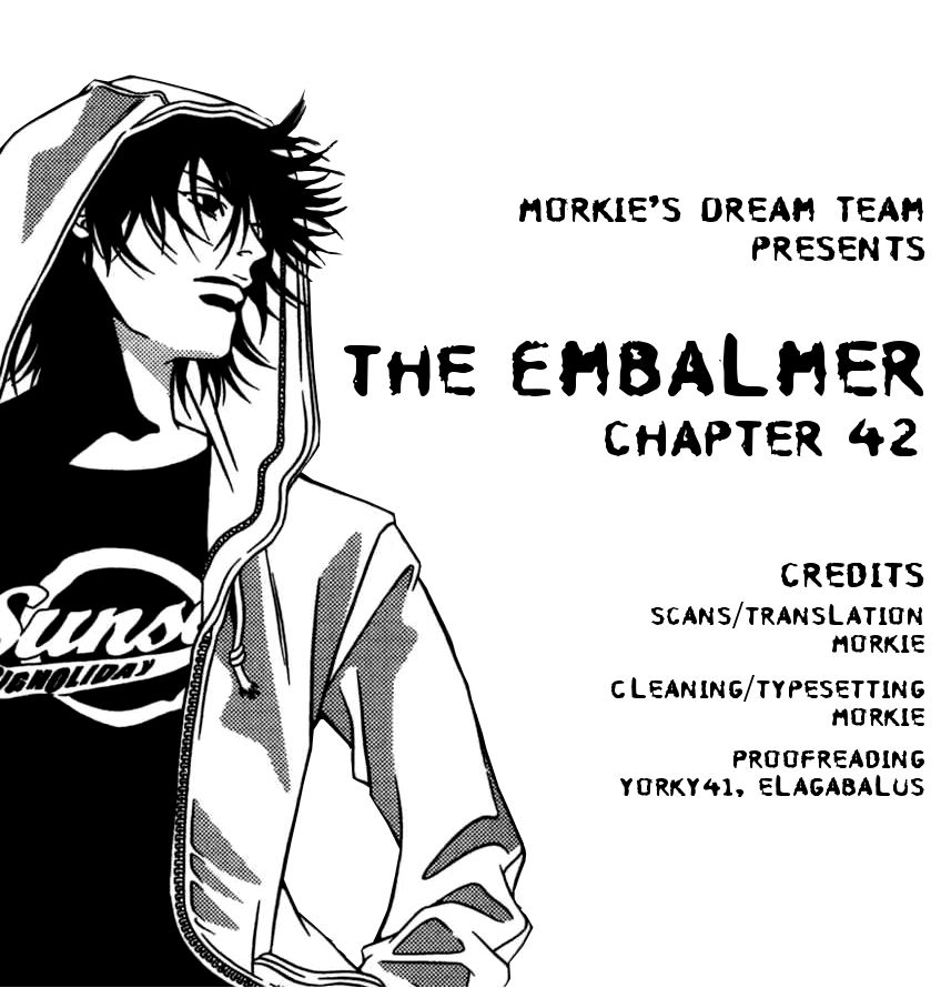 The Embalmer 42 Page 1