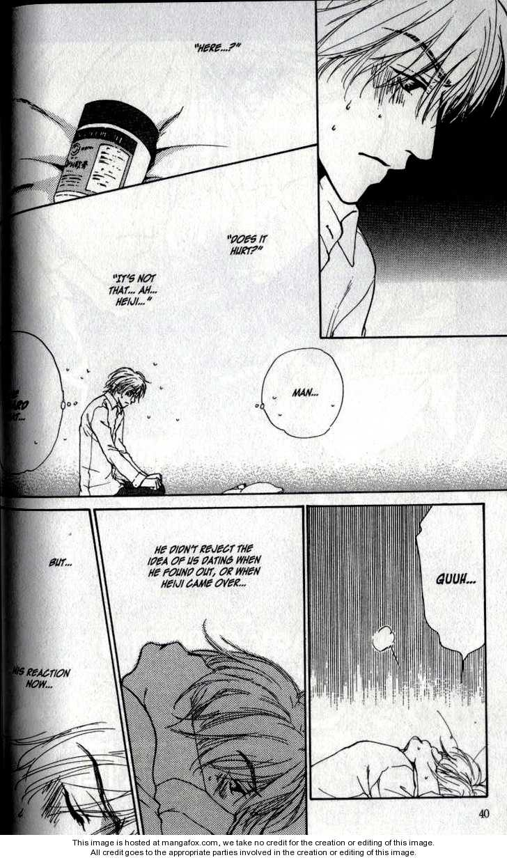Warito Yokuaru Danshikouteki Renaijijou 2 Page 2