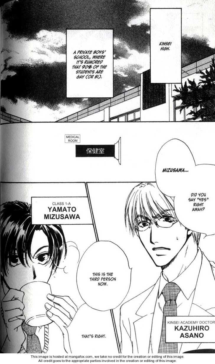Warito Yokuaru Danshikouteki Renaijijou 4 Page 2