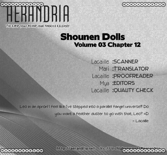 Shounen Dolls 12 Page 2