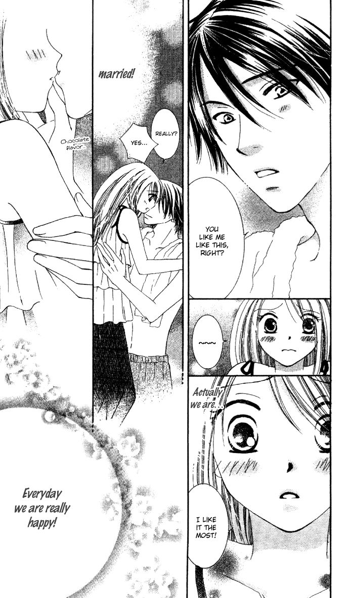 Scandalous Honey 3 Page 4