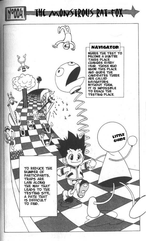 Hunter X Hunter 4 Page 3