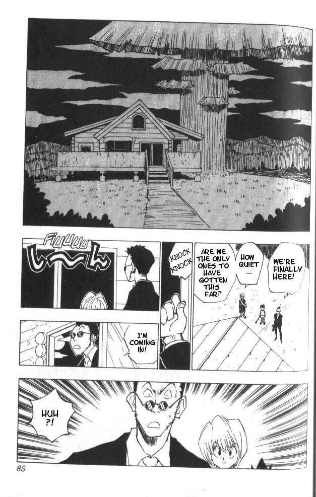 Hunter X Hunter 4 Page 4
