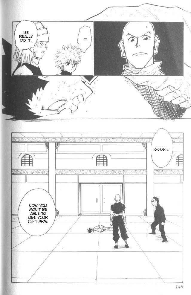 Hunter X Hunter 34 Page 3