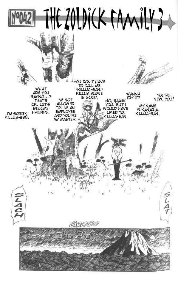 Hunter X Hunter 42 Page 2