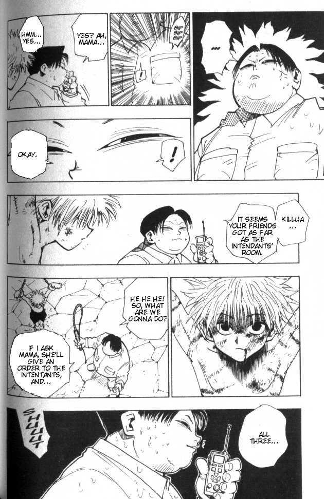 Hunter X Hunter 42 Page 5