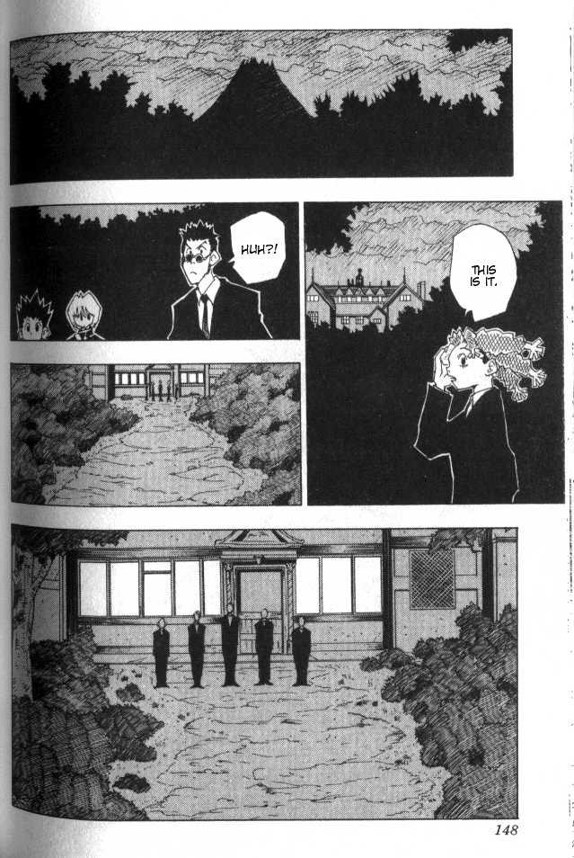 Hunter X Hunter 43 Page 3