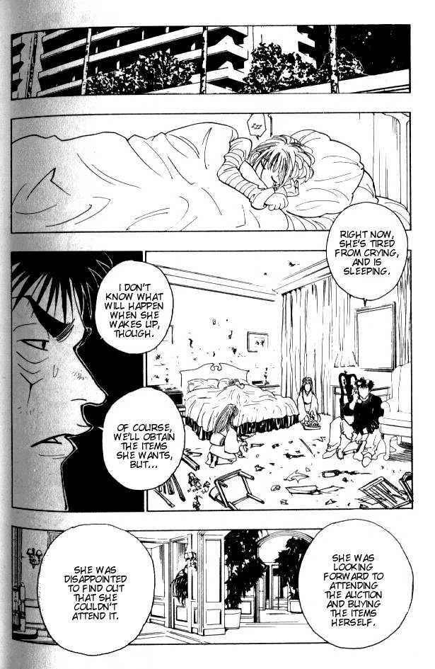 Hunter X Hunter 73 Page 3