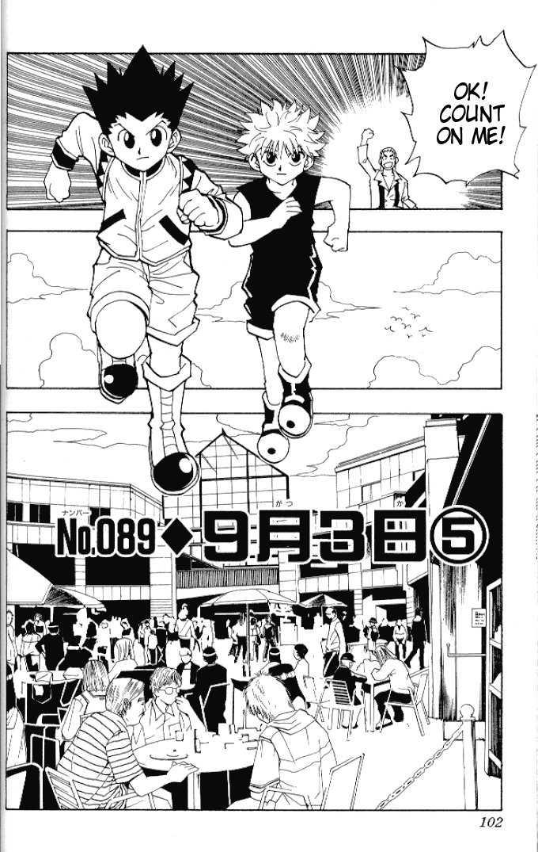 Hunter X Hunter 89 Page 2
