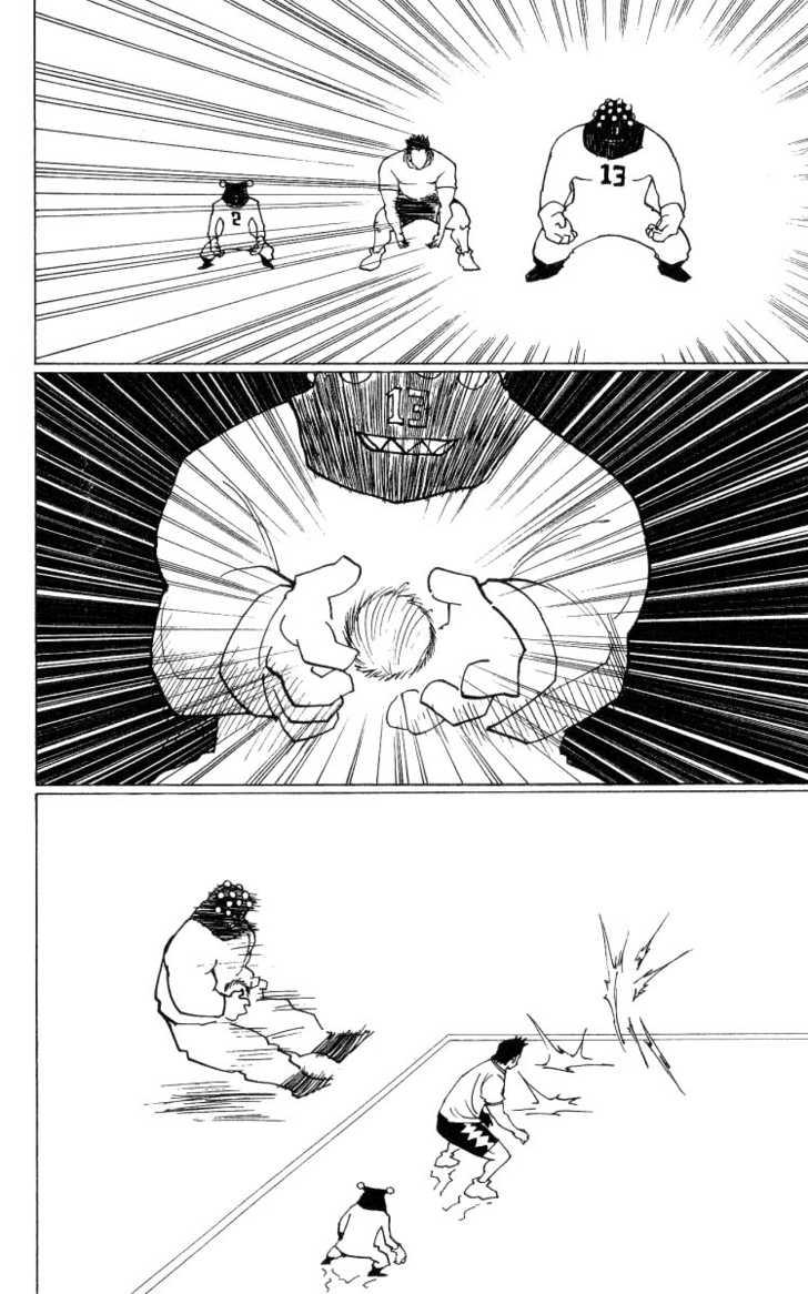 Hunter X Hunter 165 Page 4