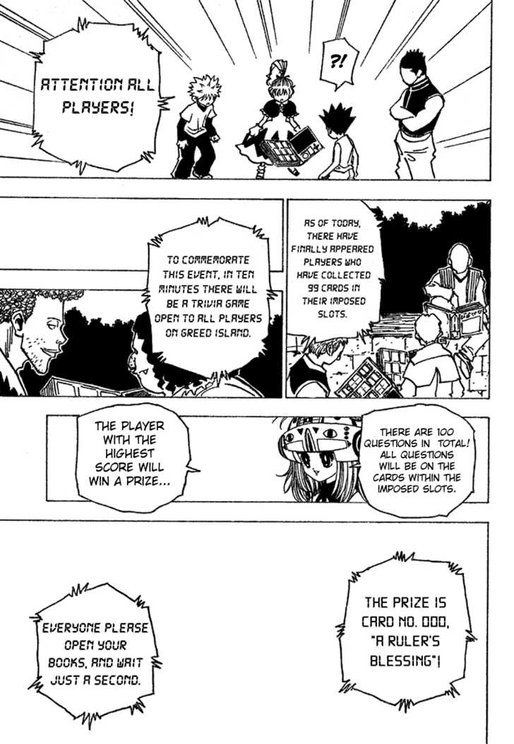 Hunter X Hunter 183 Page 1