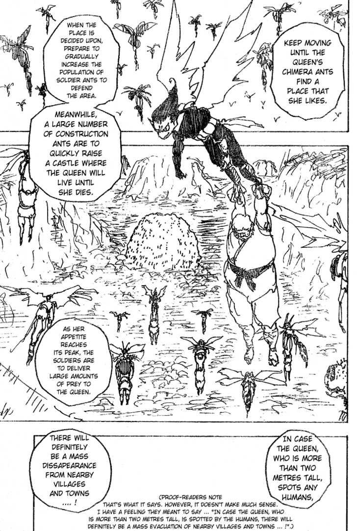 Hunter X Hunter 188 Page 3