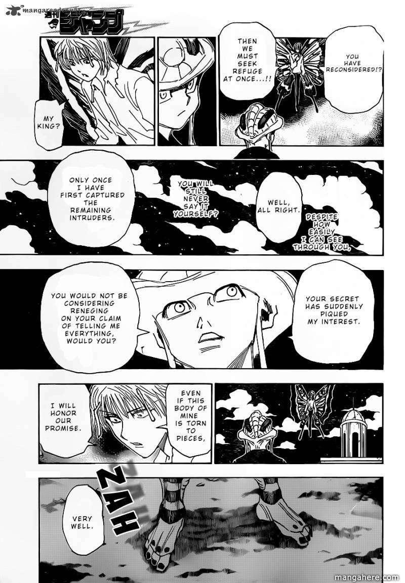 Hunter X Hunter 312 Page 3