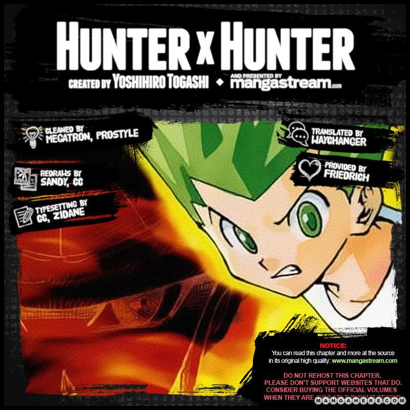 Hunter X Hunter 326 Page 2
