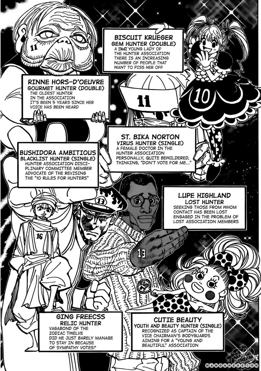 Hunter X Hunter 326 Page 4