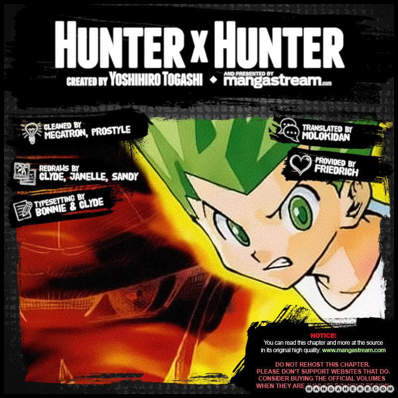 Hunter X Hunter 333 Page 2