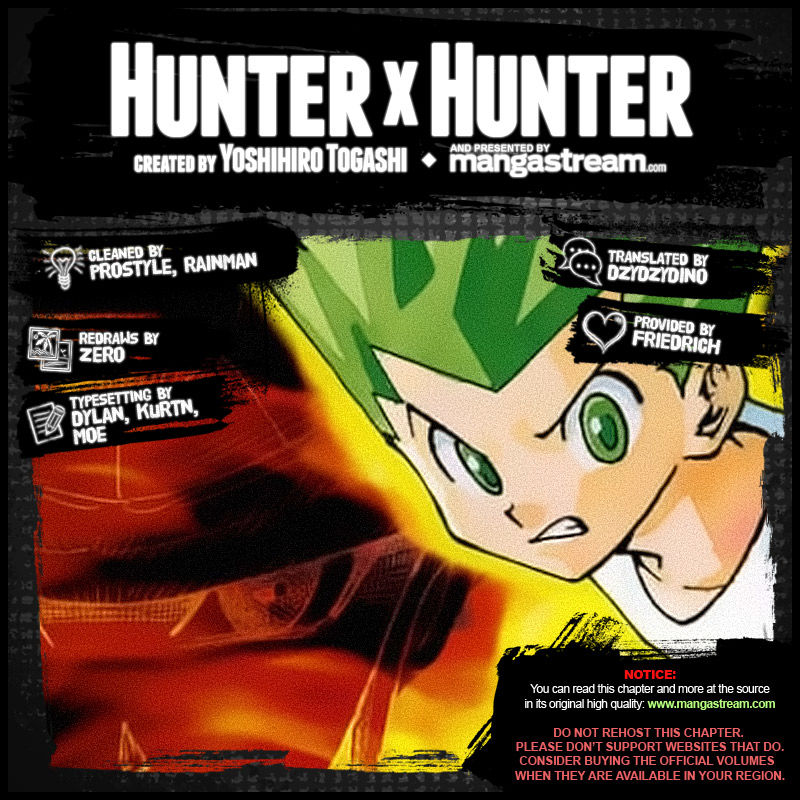 Hunter X Hunter 350 Page 2