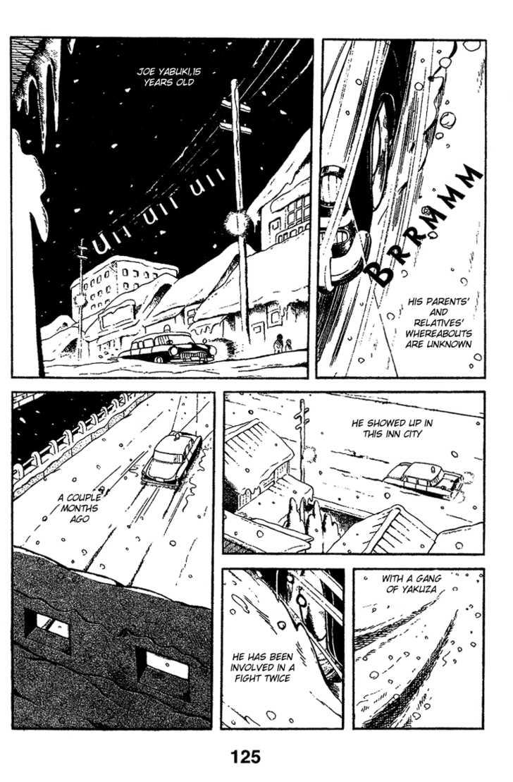 Ashita no Joe 7 Page 3