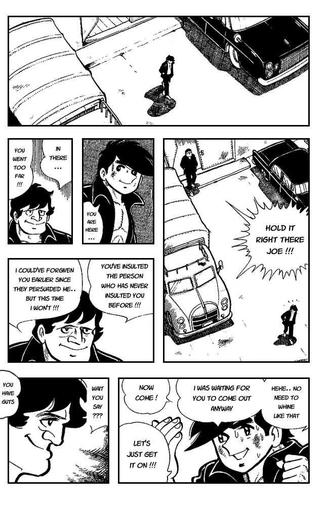 Ashita no Joe 22 Page 2