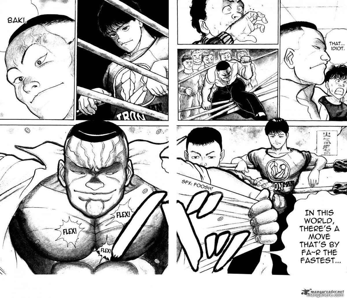 Grappler Baki 15 Page 2
