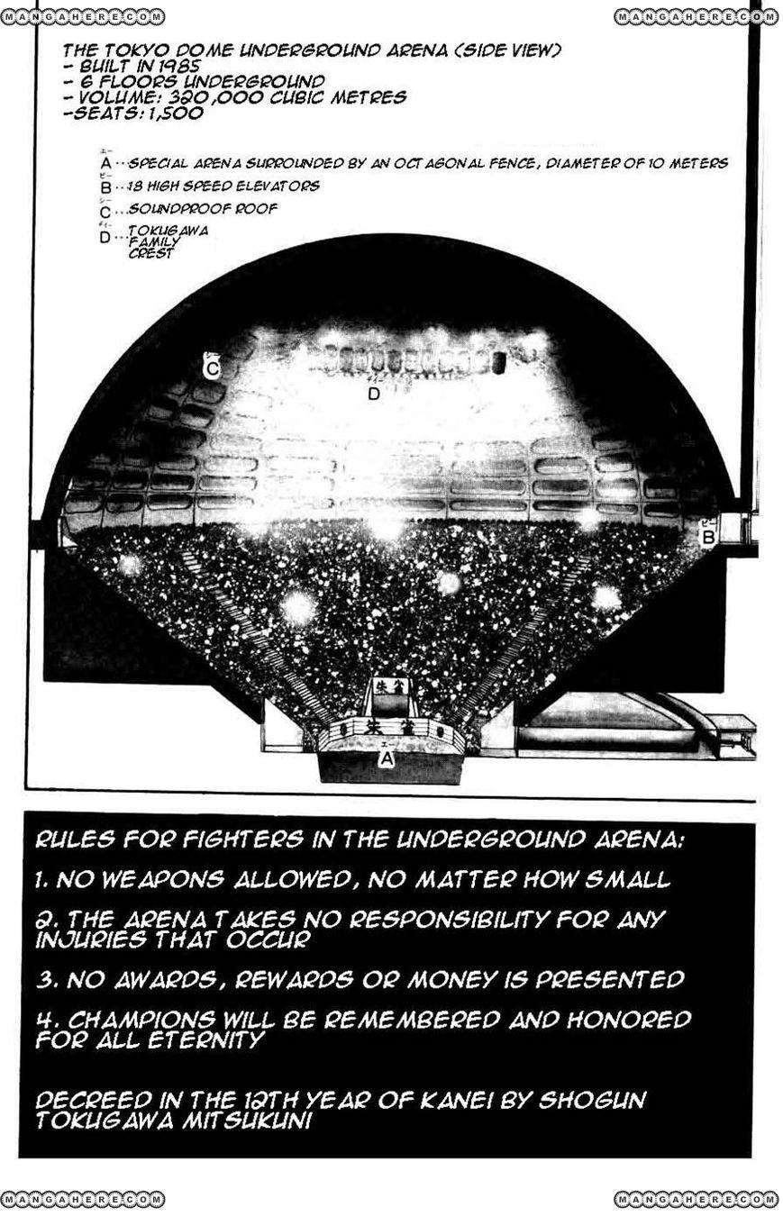 Grappler Baki 33 Page 2