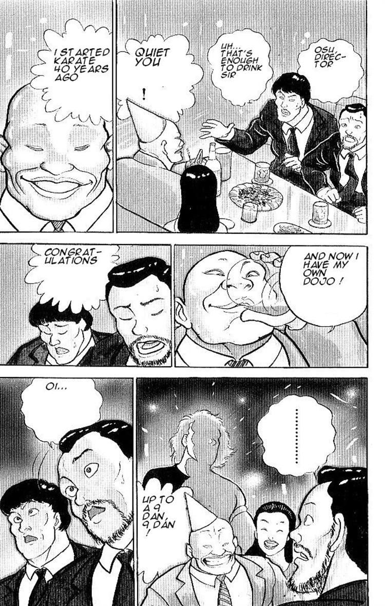 Grappler Baki 50 Page 3