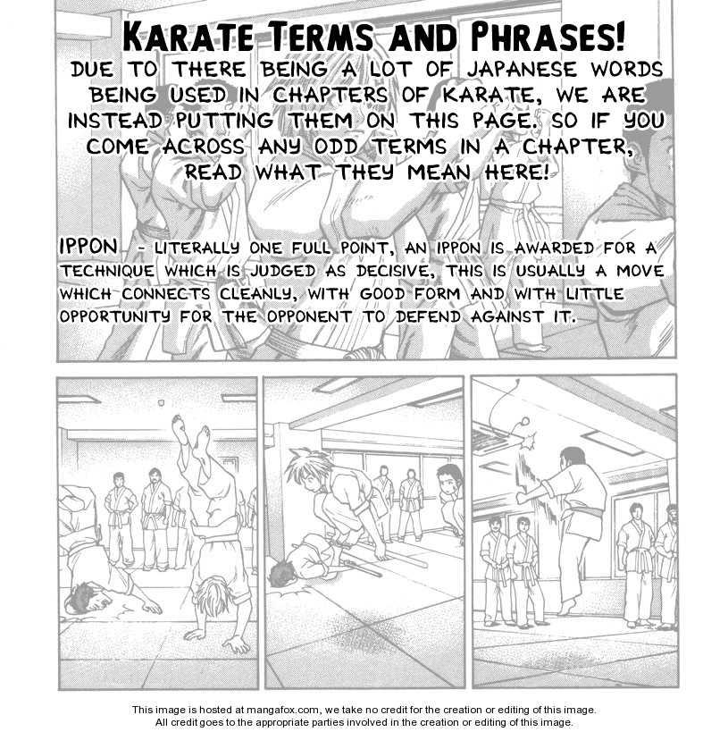 Karate Shoukoushi Kohinata Minoru 52 Page 1