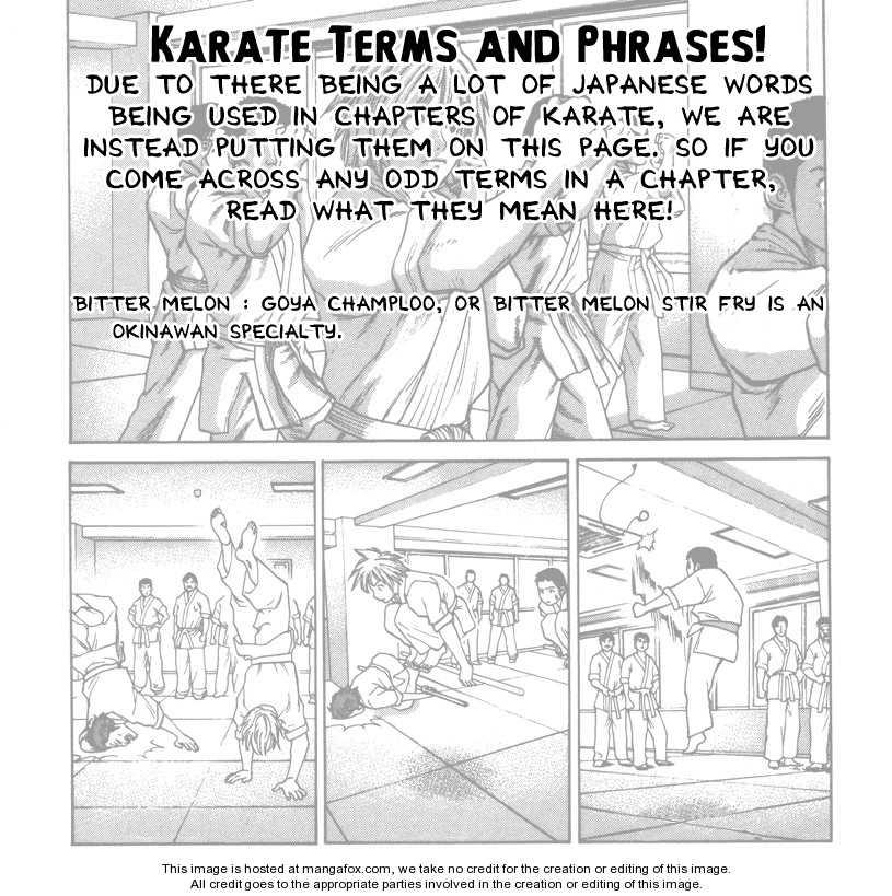 Karate Shoukoushi Kohinata Minoru 53 Page 1