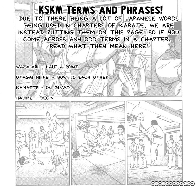 Karate Shoukoushi Kohinata Minoru 163 Page 1