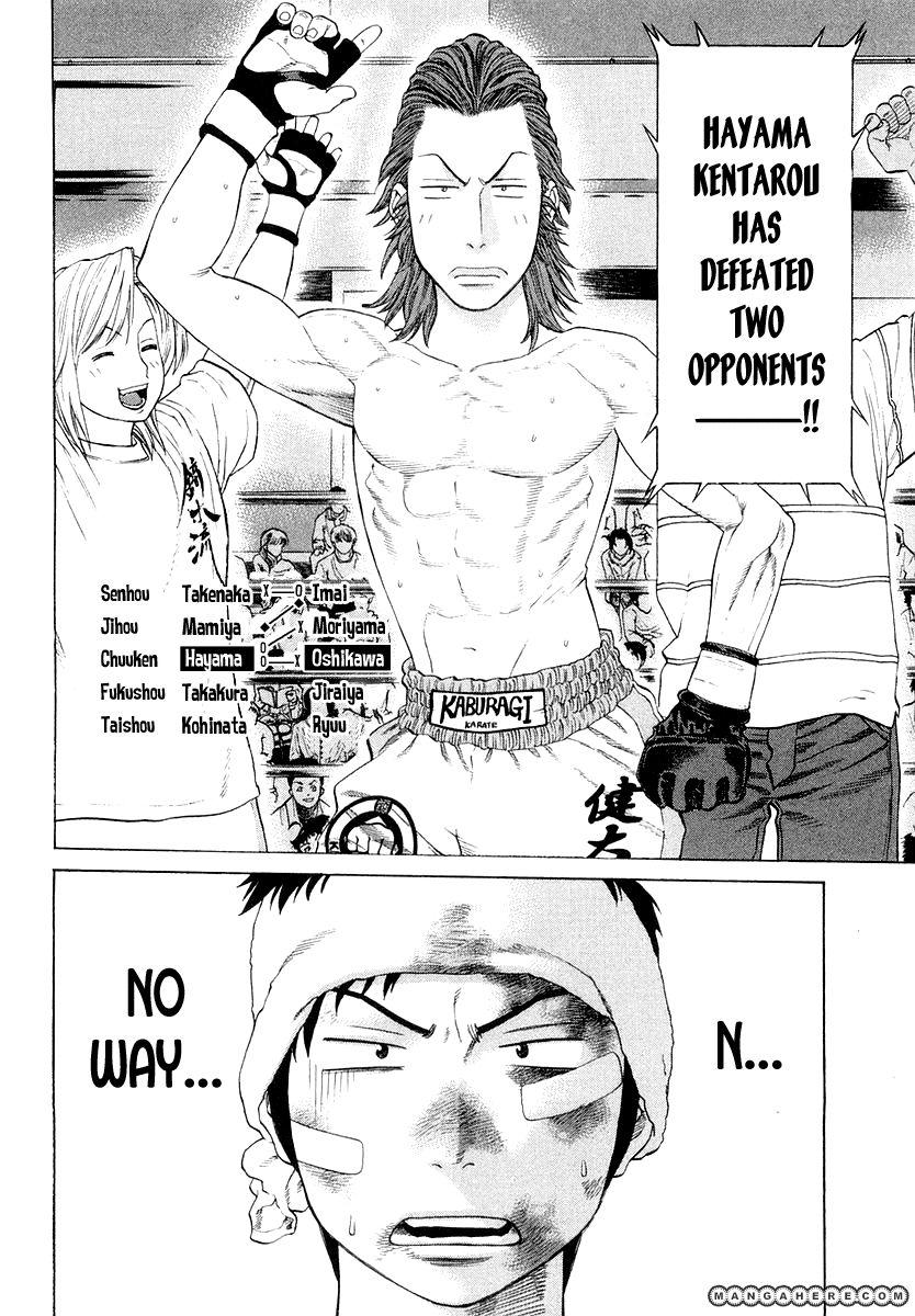 Karate Shoukoushi Kohinata Minoru 200 Page 2