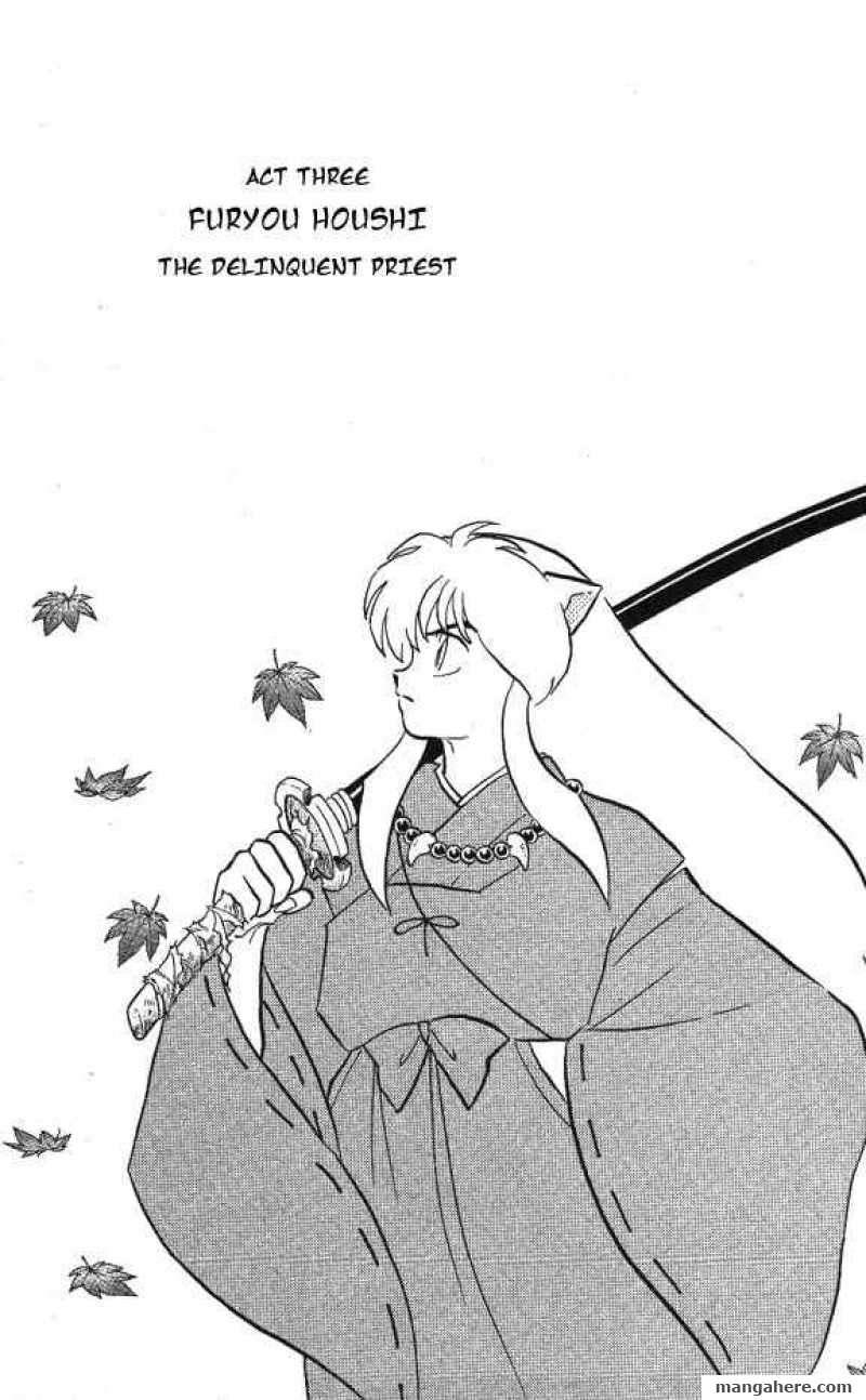 InuYasha 51 Page 1