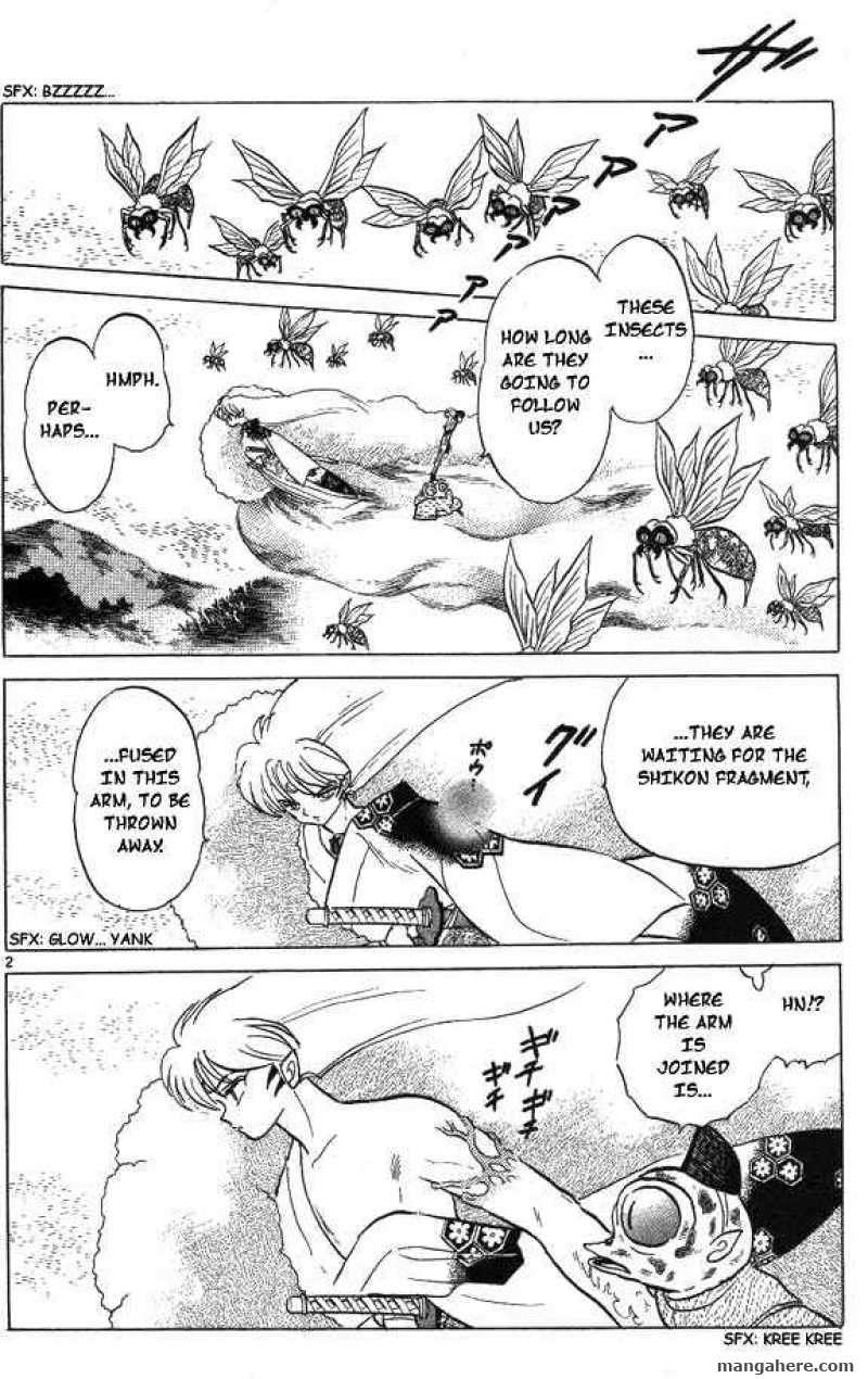 InuYasha 64 Page 2
