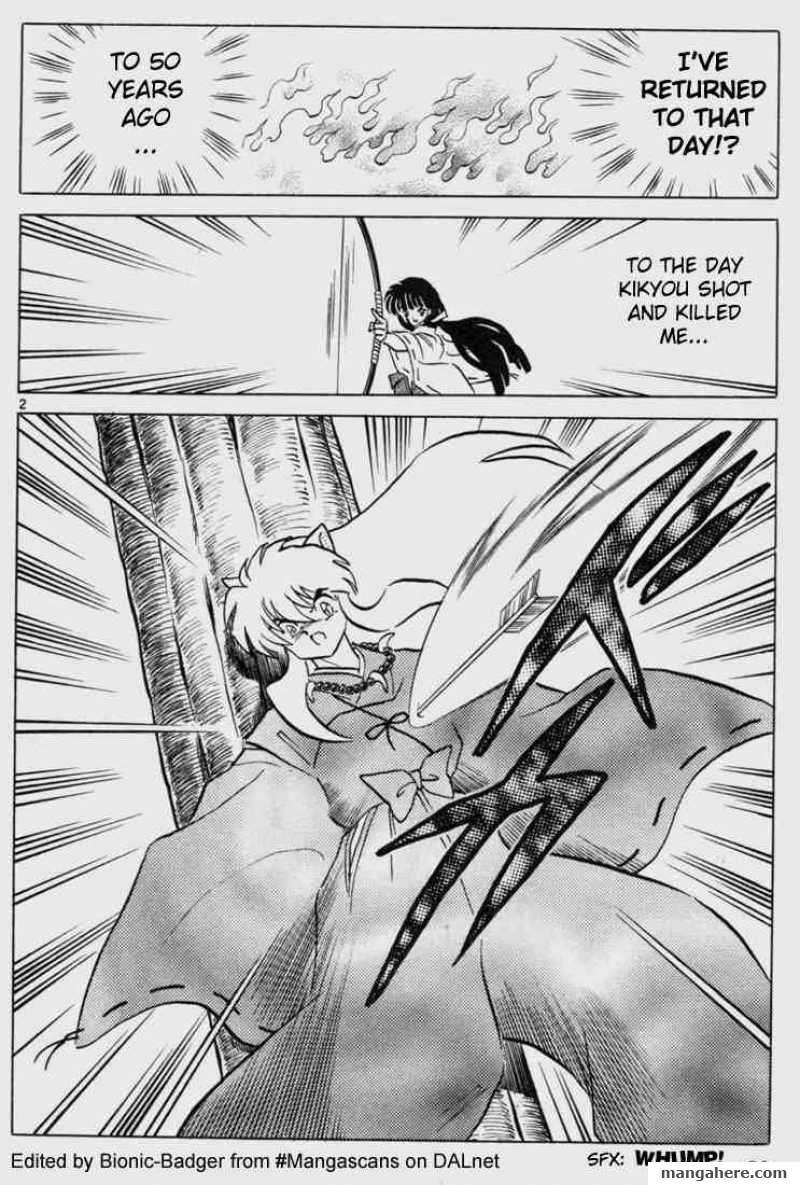 InuYasha 122 Page 2