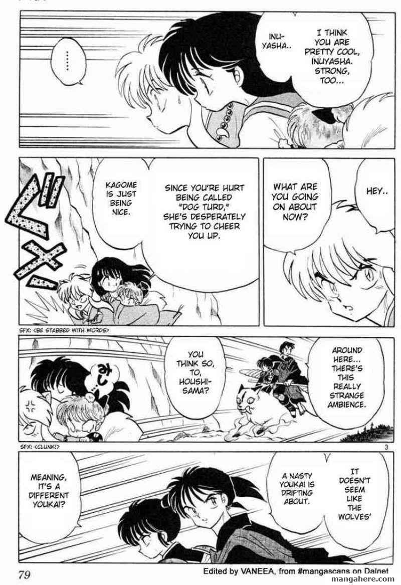 InuYasha 133 Page 3