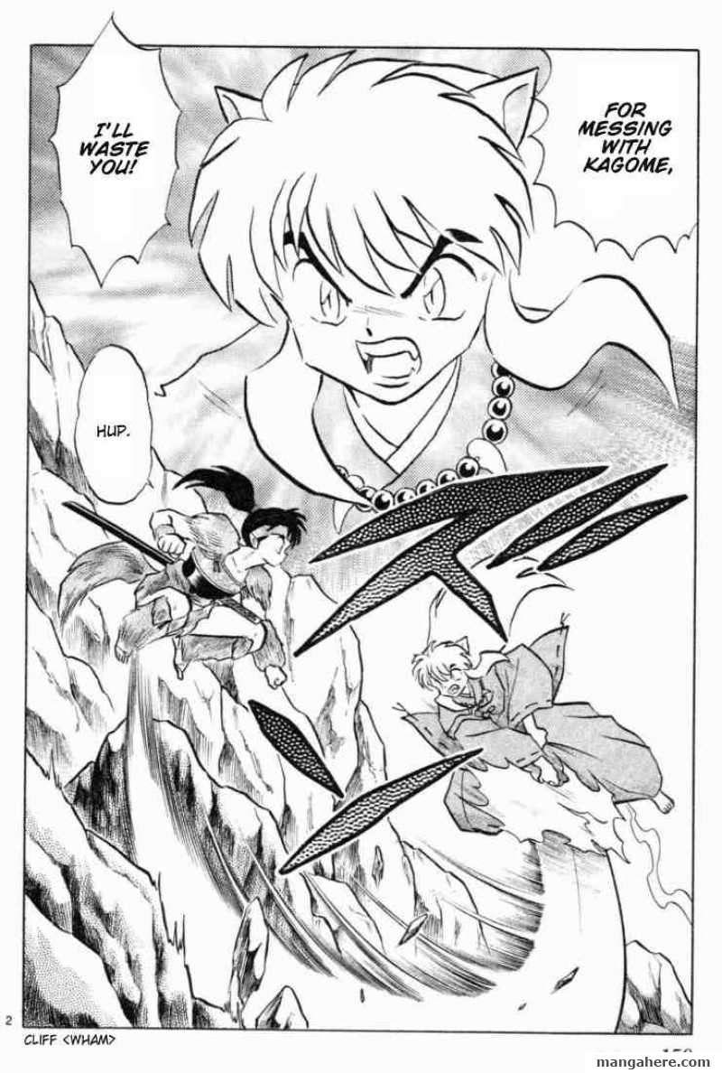 InuYasha 137 Page 2