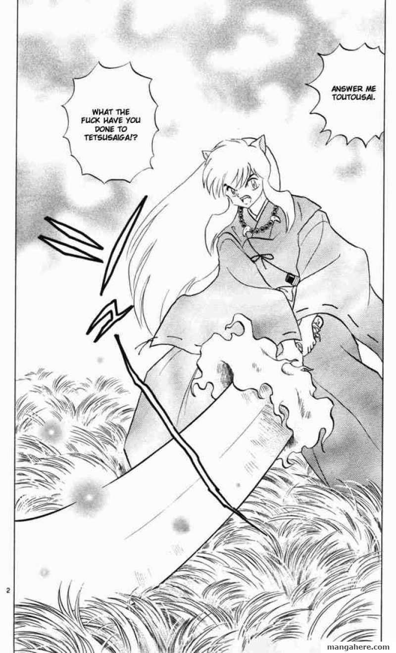InuYasha 161 Page 2