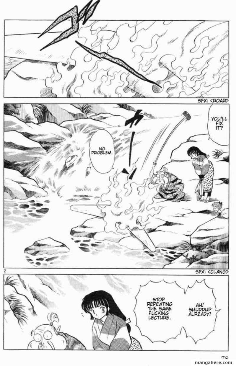 InuYasha 163 Page 2