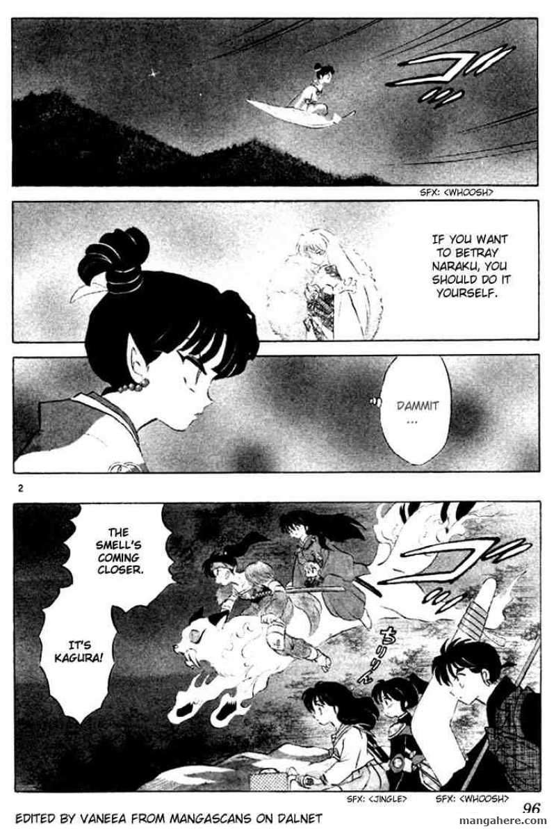 InuYasha 204 Page 2