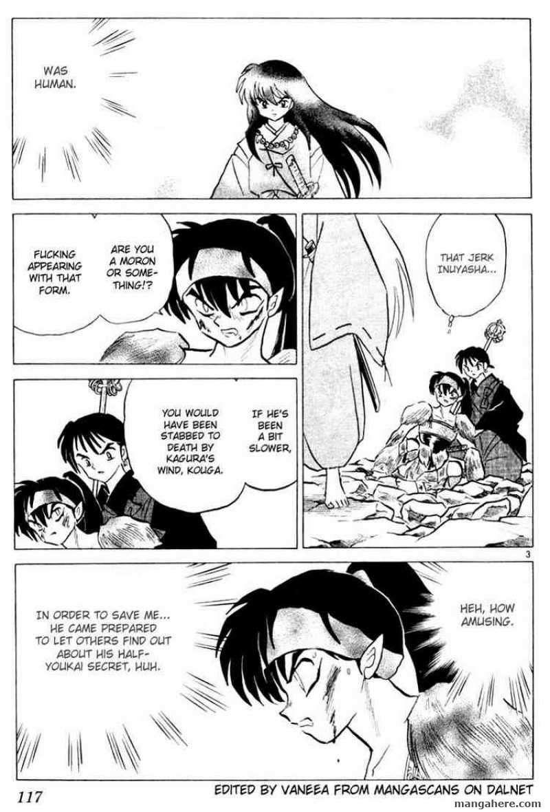 InuYasha 205 Page 3