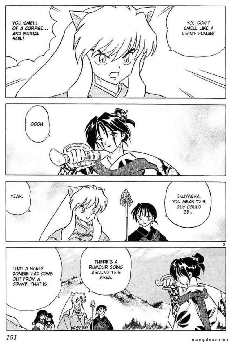 InuYasha 237 Page 3