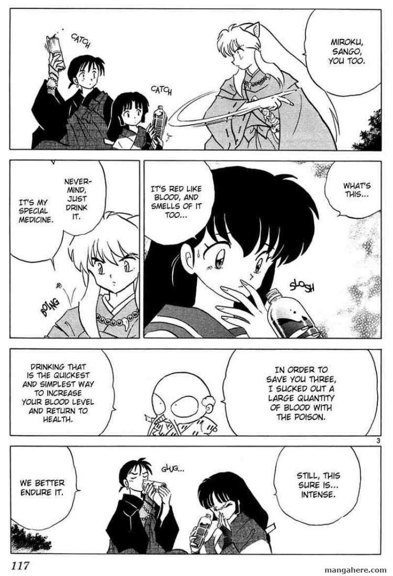 InuYasha 245 Page 3