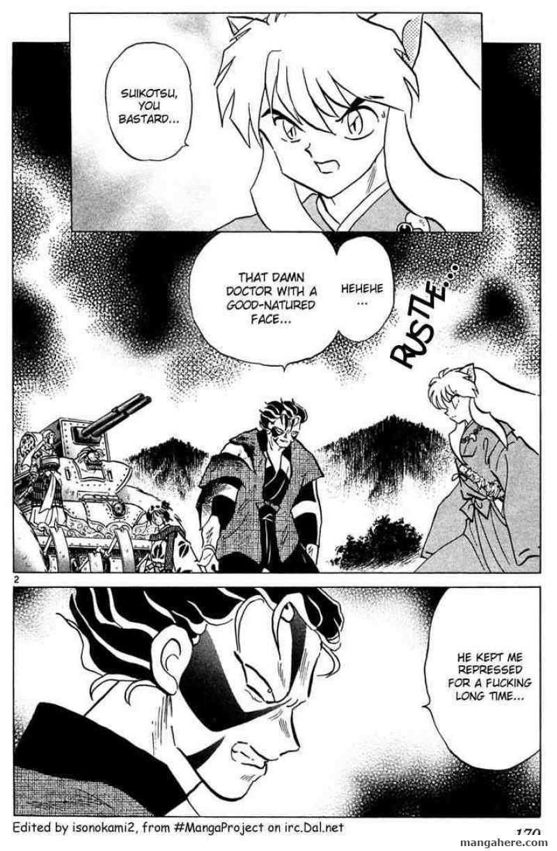InuYasha 248 Page 2