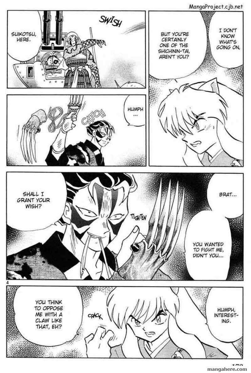 InuYasha 248 Page 4