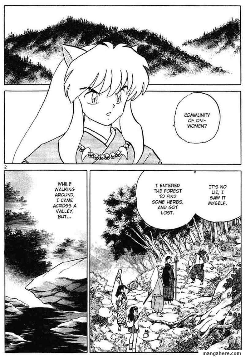 InuYasha 288 Page 2