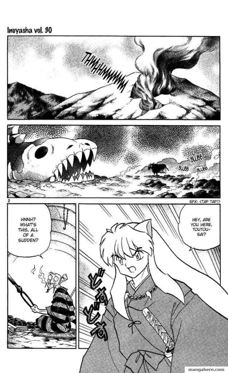 InuYasha 298 Page 2